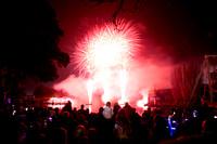 Drayton Manor Park's Star Wars fireworks and laser spectacular 2016