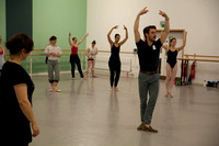 London Amateur Ballet Spring Intensive 2015 - Session 2 Downstairs