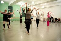 London Amateur Ballet Spring Intensive 2015 - Session 1 Downstairs