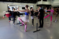 London Amateur Ballet Spring Intensive 2015 - Session 2 Upstairs