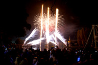 Drayton Manor Park's Star Wars fireworks and laser spectacular 2016